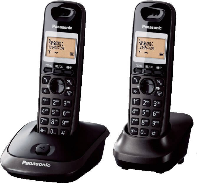 Panasonic bežični telefon KX TG2512FXT - Inelektronik