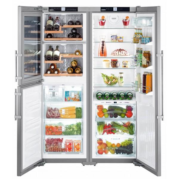 Liebherr frižider kombinovani SBSes 7165 - Inelektronik