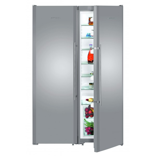 Liebherr frižider kombinovani SBSesf 7212 - Inelektronik