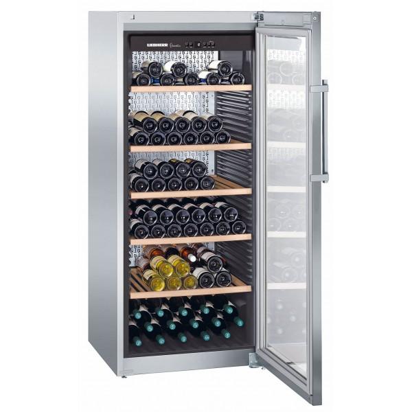 Liebherr vinska vitrina WKes 4552 - Inelektronik