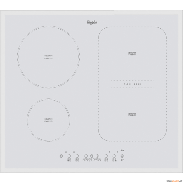 Whirlpool ugradna ploča ACM 808 WH - Inelektronik